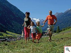 Familienwandern im Stubaital