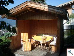 Gartenhaus Ferienwohnung Pfurtscheller in Neustift im Stubai