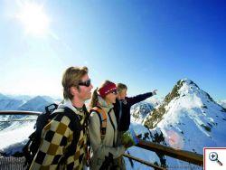 Top-f Tyrol am Stubaier Gletscher